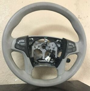 2011 Toyota Sienna Steering Wheel With Switches Oem