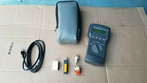 Fluke 620 Lan Cablemeter With Soft Case Cable Meter