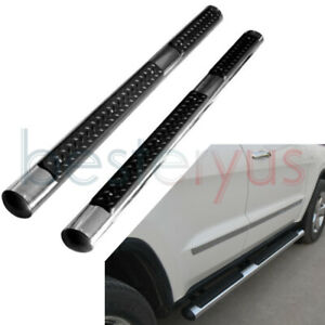 Us Stock Side Step For Jeep Grand Cherokee 2011 2020 Running Board Nerf Bar