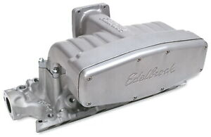 Edelbrock 7127 Performer Rpm Plenum Manifold Cover Fits 86 95 Mustang