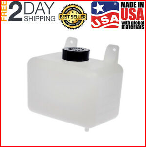 Coolant Reservoir Bottle Overflow Recovery Truck Universal Tank Radiator Parts