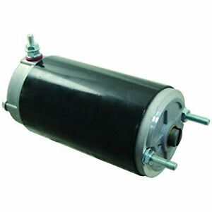 New 12v Snow Plow Pump Motor Fits Meyer E47 Electro Touch 3 16 Wide Slot 462001