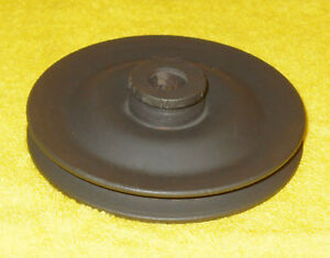 1967 1968 1969 Ford Mustang Shelby Cougar 289 302 351w A C Power Steering Pulley