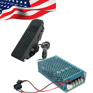10 50v Safety Dc Reversible Motor Speed Controller Pwm Control Soft Start Pedal
