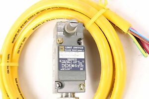 New 9007 c62a2 Square D Limit Switch Series A