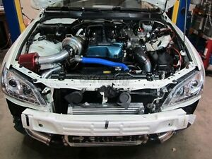 Cxracing Turbo Manifold Intercooler Kit For Lexus Is300 2jzgte 2jz Gte Swap