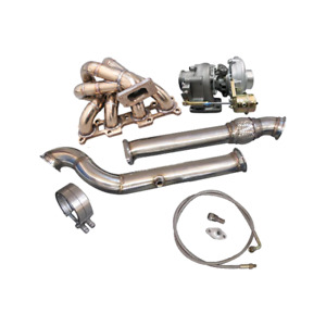 Cxracing Turbo Manifold Kit For Mazda Miata Mx 5 1 8l Na t T3 Top Mount