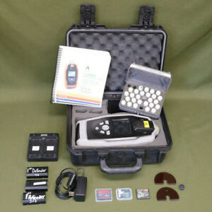 Ahura First Defender Mass Spectrometer Kit Accessories Chemical Identification