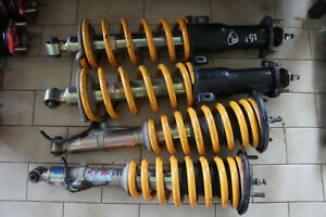Jdm Ohlins Suspensions For Toyota Aristo Jzs161 Gs400 Gs300 Coilover