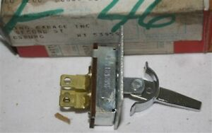 Nos Mopar 1972 1973 Chrysler And Imperial A C Blower Switch