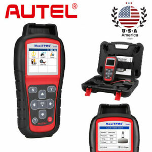 Autel Ts408 Maxitpms Tire Pressure Sensor Tpms Program Diagnostic Scanner Tool