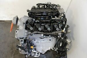 Jdm 2007 2008 2009 2010 2011 2012 Nissan Altima Rogue Qr25 2 5l Engine 4 Cyl