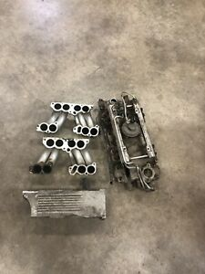 Tuned Port Injection Chevy Corvette Camaro 1985 1986 Tpi System 5 0 And 5 7