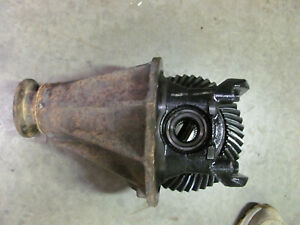Toyota T100 Third Member 1995 A07a Atm W59 Rear End Differential 93 94 95 96