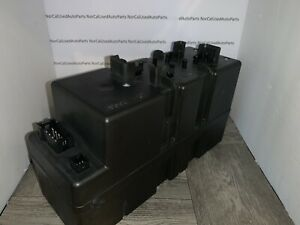 2000 2006 Mercedes S430 S500 Central Locking Vacuum Pump 220 800 06 48 Used