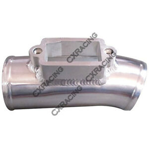 Cxr 3 Aluminum Cai Cold Air Intake Pipe Tube For 2jzgte 2jz gte With Map Flange