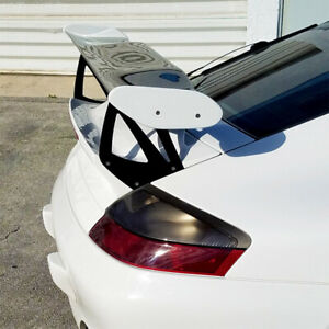 2001 2005 Porsche 911 996 Turbo Gt3 rs V2 Style Rear Tail Base Wing