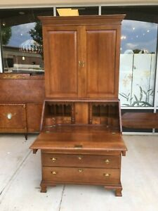Craftique Secretary Desk At Raleigh Furniture Gallery