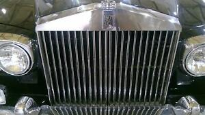 74 1976 Rolls Royce Silver Shadow Grille Assembly Oem Used