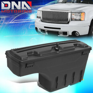 For 2007 2019 Silverado Sierra Truck Bed Wheel Well Storage Case Tool Box Right