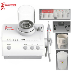 Woodpecker Original Dental Ultrasonic Piezo Scaler Cavitron Uds e Led Ems Tips