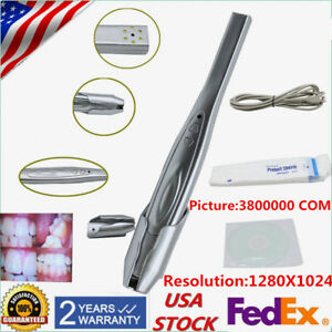 Md740a Intraoral Dental Oral Camera Usb 2 0 Pro Focus Imaging System Equipments