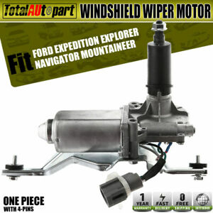 Windshield Wiper Motor Rear For Ford Explorer Sport Expedition Lincoln Mercury