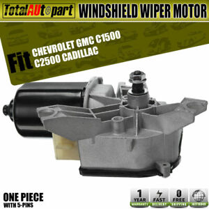 Windshield Wiper Motor For Cadillac Escalade Chevrolet Gmc C K 1500 2500 3500