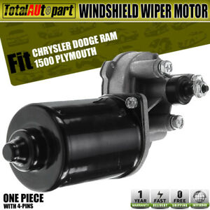 Windshield Wiper Motor Front For Chrysler Shadow Spirit Dodge Plymouth 601 301