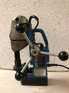 Hougen 10904 Magnetic Drill Press Pre owned In Good Condition