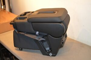 2019 Chevy Silverado Center Console Jump Seat Oem New Take Out