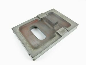 South Bend 13 Metal Lathe Tailstock Base Casting W Felt And Retainers