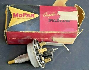 Nos Mopar 1964 Plymouth Dodge Variable Speed Wiper Motor Switch 2426664 3