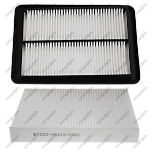 Air Filter For Engine Cabin For Nissan Rogue 2014 17 16546 4ba1a Af8177 New