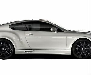 Bentley Continental Gt Gtc 03 10 Aero Function Af 1 Side Skirts