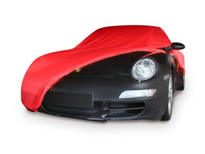 Soft Indoor Car Cover For Porsche 911 996 997