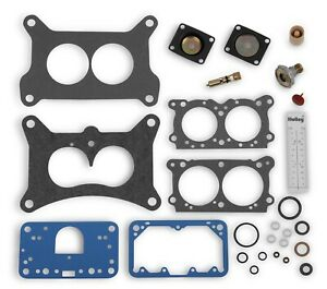 Holley Performance 37 1543 Fast Kit Carburetor Rebuild Kit