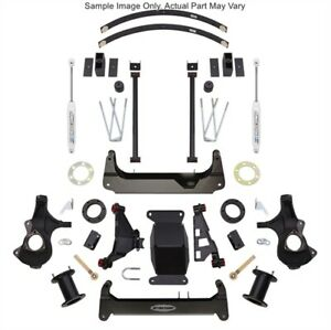 Pro Comp K1171b 6 Inch Lift Kit With Es9000 Shocks For 2014 2017 Gm 1500