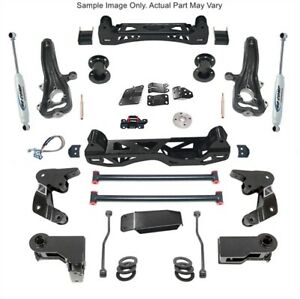 Pro Comp K2102b 4 Inch Lift Kit With Es9000 Shocks For 12 18 1500
