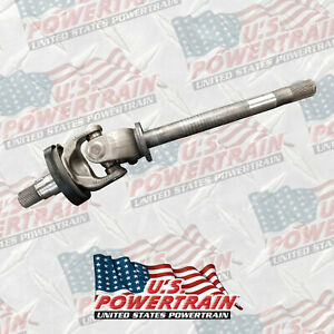 New Front Axle Shaft 2004 2011 F450 F550 Dana 60 Front Left