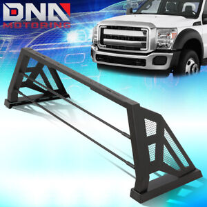For 1999 2017 Ford Super Duty Styleside Truck Bed Chase Rack Safety Roll Bar