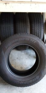Used Tires Hankook Dynapro Ht P245 70r17 108t
