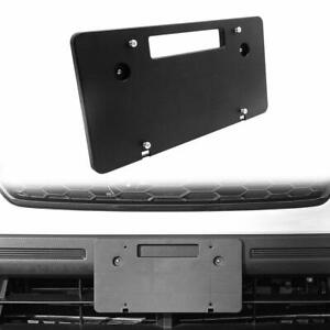 Fits Subaru Forester 14 18 Wrx 15 19 Front License Plate Bracket Holder With Hw