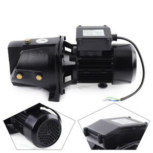 1 Hp Shallow Well Jet Water Pump W Pressure Switch Agricultural Irrigation 110v
