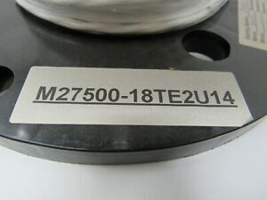 Electrical Wire 2760 Linear Inches m27500 18te2u14