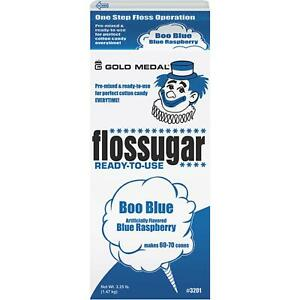 Gold Medal Flossugar cotton Candy Sugar