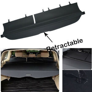 Rear Trunk Luggage Privacy Cargo Cover Area For 2009 2013 Subaru Forester Manual