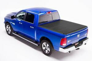 Bak Bakflip Mx4 Folding Tonneau Cover 2009 2017 Dodge Ram W O Ram Box 5 7 Bed