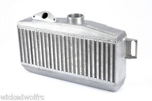 Grimmspeed 090001 Top Mount Intercooler Tmic 02 07 Wrx Sti 04 07 Forester Xt