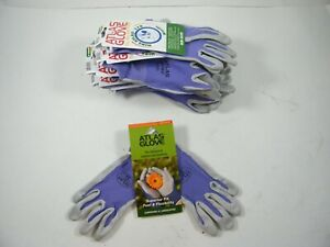 Kids Atlas 370 Nitrile Rubber Palms Work Gloves Extra Small Xs Purple 10 Pair